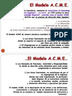 El Modelo Acme