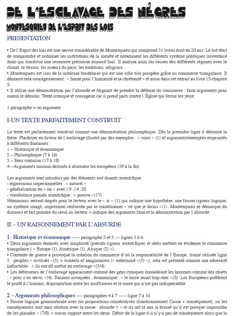 l esprit des lois pdf