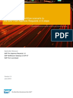 Adding a Custom Workflpow Scenario to the SAP Fiori Approve Requests in 6 Steps