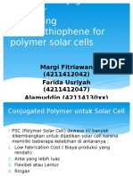 Synthesis and Properties of a New Conjugated Polymer