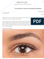 Building Your Kit Part 7_ How to Do the Perfect Eyebrow _ Beautylish