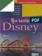 Nos Bastidores Da Disney