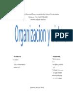 Organizacion y Sistema