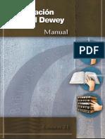 Dewey Manual