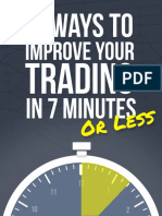 Improve your trading