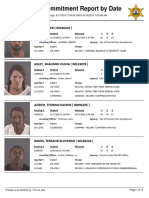 Peoria County Booking Sheet 6/18/2016