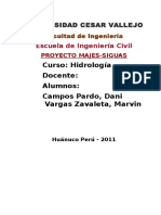 PROYECTO DE IRRIGACION MAJES