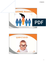 Treinamento de Marketing Pessoal - Apostila [Modo de Compatibilidade]