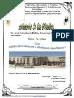 Installation Photovoltaique Pour La Bébliothéque