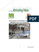 Catalog Elemnete Prefabricate