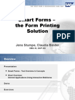 Smartforms Workshop