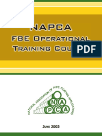 NAPCA Training