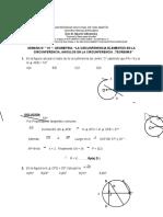 #Problemas de Geometria Semana 4 Ciclo 2013-II