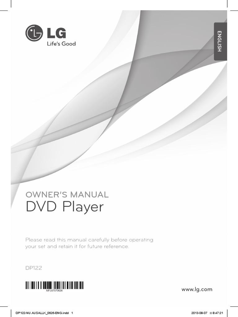 DP122-NU.AUSALLK_MFL67570626_0910 | Compact Disc | Ac Power Plugs And  Sockets