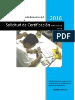 F-mpca-01-001 Solicitud de Certificacion r1