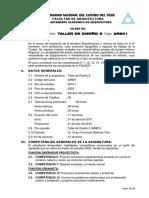 Silabo Td9 2015-1 c Martinez V