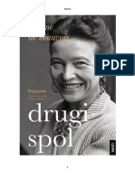 Simone de Beauvoir - Drugi Spol