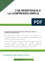 Ensayo de Resistencia a La Compresión Simple