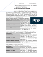 Resumen de Convocatoria DOF