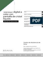 Manual de Ususario Kdlr500c 505c