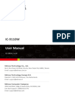 IC-9110W User Manual