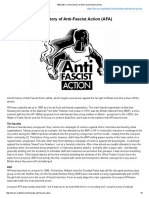 1985-2001 - A Short History of Anti-Fascist Action (AFA) - Libcom