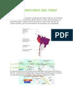 El Territorio Del Perú