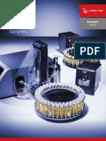 Density meter Anton Paar DMA4500M + Xsample