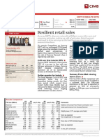 CiMB Research Report on REIT