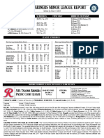 06.18.16 Mariners Minor League Report