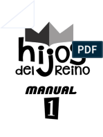 Hijos Del Reino - Manual 1