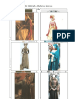 Vestuario Medieval