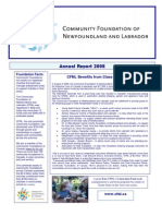 CFNL Annual Report 2008