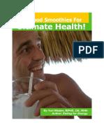 Yuri Elkaim - Raw Food Smoothies for Ultimate Health