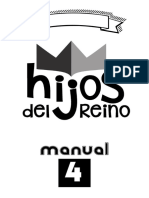 Hijos Del Reino - Manual 4