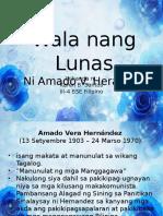 Wala Nang Lunas ni Amado V. Hernandez