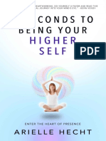 3 Seconds to Being Your Higher - Arielle Hecht