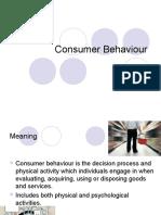 advtsg-consumer behaviour