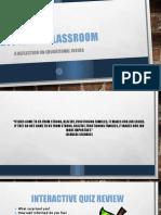 ed issues presentation