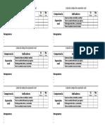 Lista de Cotejo de Expresión Oral - Anexo 5 - Sesión 11