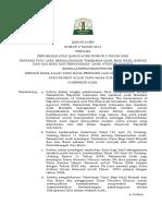Qanun_Aceh 2_2013 Perubahan Qanun 2-2008 Tatacara Pengalokasian TDBH Migas Dan Penggunaan Dana Otsus