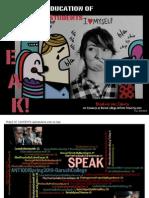 Speak! The Miseducation of College Students