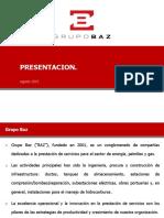 Grupo Baz Presentación