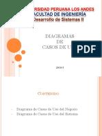 Diagramas de CU