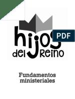 Hijos Del Reino - Fundamentos Ministeriales