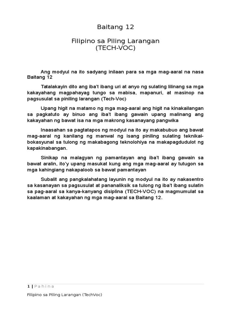 epektibong teknik sa pag aaral Higit na makakatulong sa guro at sa mga mag-aaral ang magkaroon ng sapat na oras sa pagtuturo/pag-aaral at epektibong pagtuturo sa sa mga teknik o.