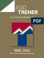 Colegio Trener Libro 20 Anos Final