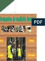 Instrumentos forestales