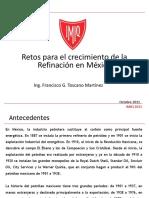 Refinacion en Mexico