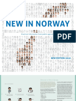 New in Norway 2016